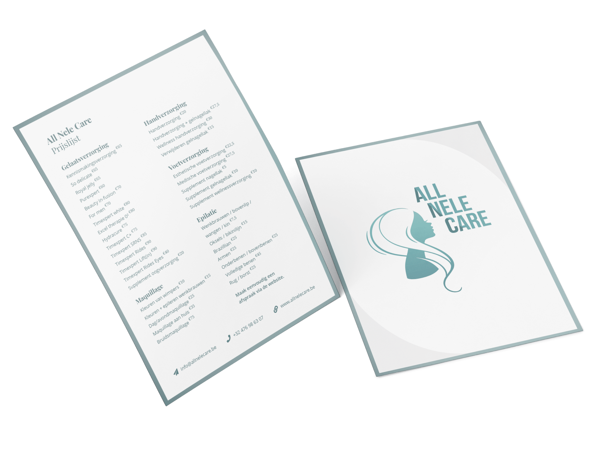 Joris Rottiers All Nele Care Flyer Mockup 3 scaled